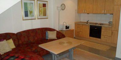 Appartement 1 und 2 sind identisch ausgestattet