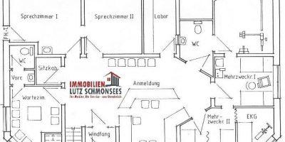 Grundriss EG Wohn und Geschaeftshaus