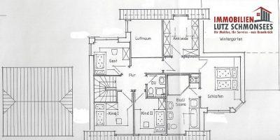 Grundriss OG Wohnhaus